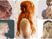 Seven quick hairstyles for formal events